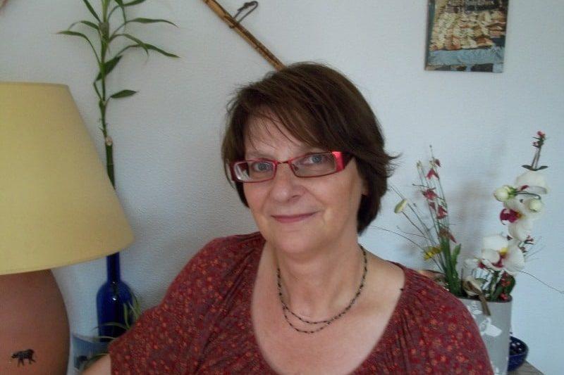 Christine CALVAYRAC Présidente du Festival TV de LUCHON.