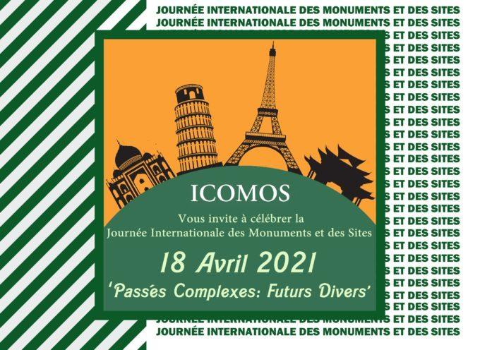 Dimanche 18 avril, journée internationale des monuments et des sites