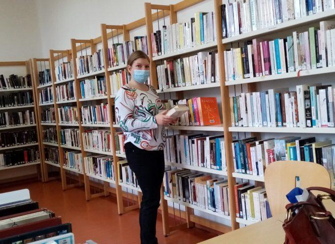 La bibliothèque d'Aspet continue l'accueil du public