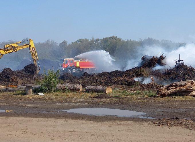 Grave incendie à Lherm ce samedi