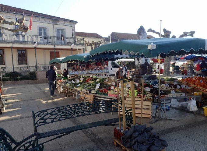 Montréjeau :  Que de l'alimentaire sur le marché