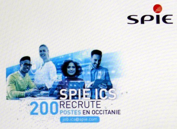 SPIE ICS recute !