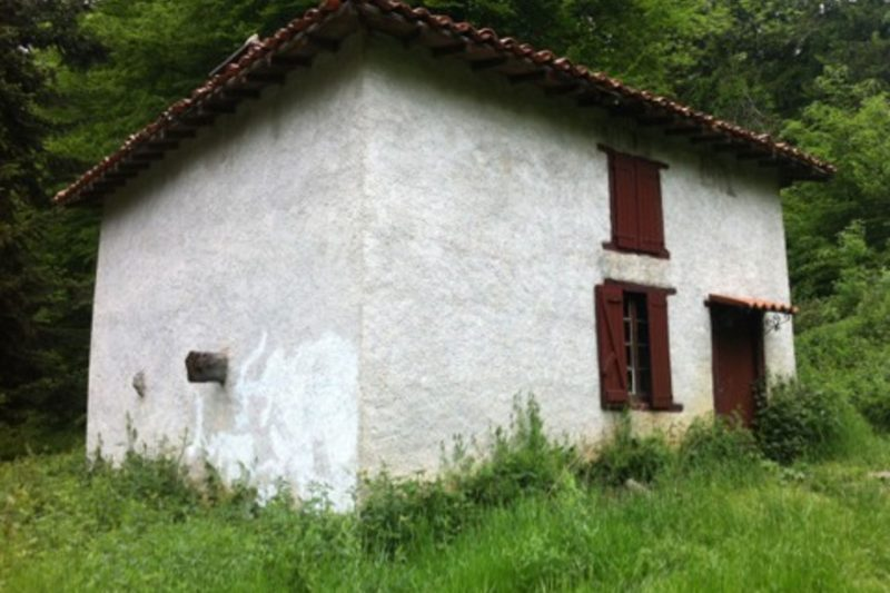 Le refuge Saint Martin