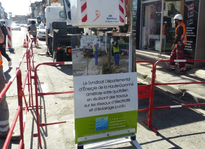 Le Syndicat d'énergie investit 46 M€ sur les réseaux d'électricité et d'éclairage public