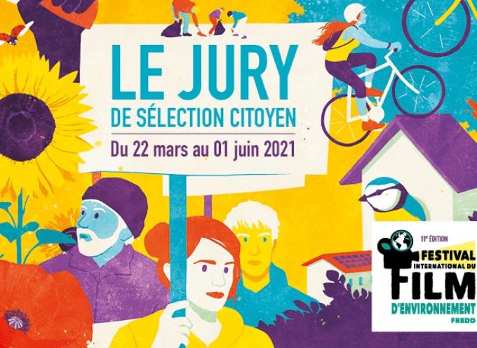 Devenez jury de sélection citoyen  du festival international du film d'environnement