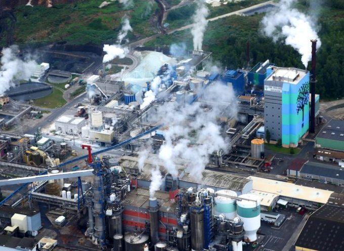 Incident circonscrit dans l'usine de l'entreprise Fibre excellenceà Saint-Gaudens