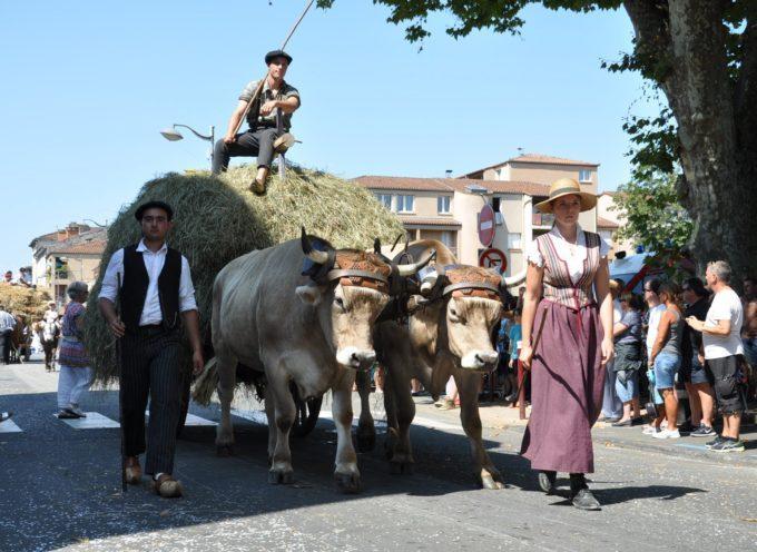 Autrefois le Couserans, la fête de la mémoire culturelle de ce beau pays : les 29,30,31 Juillet et 1er Aout