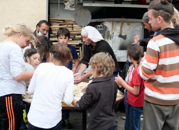 Anères : Beau succès pour la fête du pain