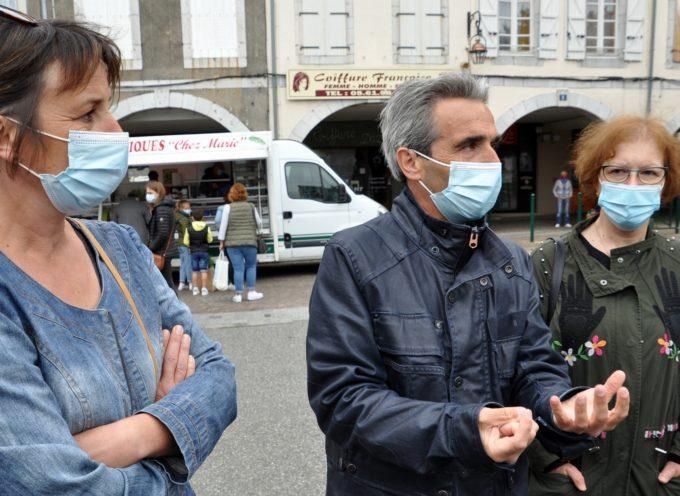 Montréjeau : Départementales, Duclos – Laurenties en campagne