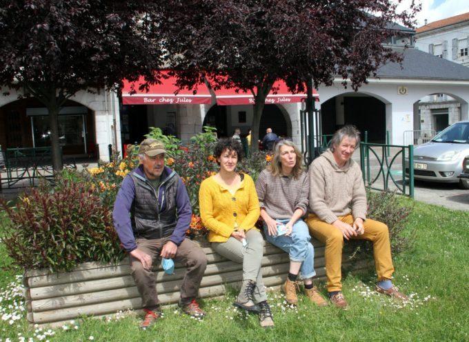 Montréjeau / Lannemezan / Nestier : Mobilisation pour la forêt pyrénéenne