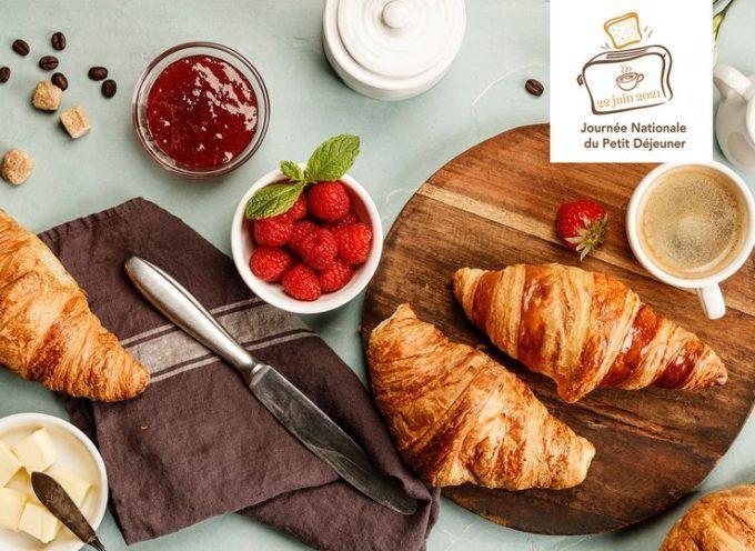 Le 22 juin c'est la Journée Nationale du Petit Déjeuner!