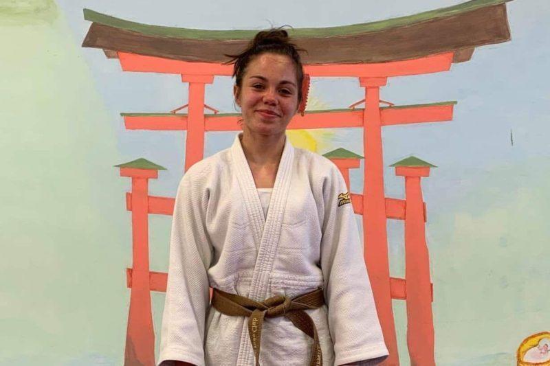 Anaïs Tussau intègre le pôle espoir de Judo de Toulouse.