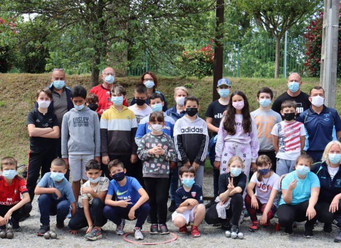 Muret : L'école de pétanque va en championnat Haute-Garonne