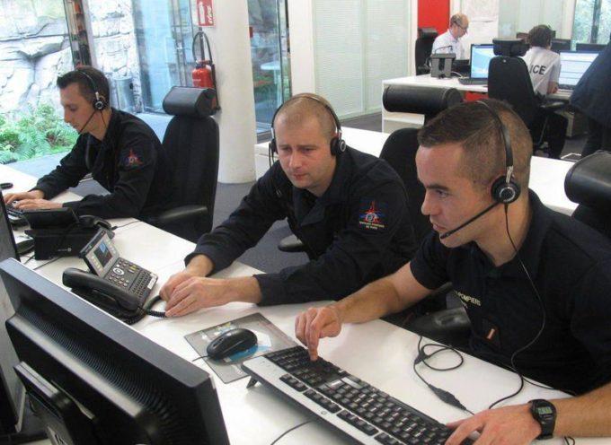Suite panne du numéro d'appel des pompiers 18, comment faire en Haute Garonne