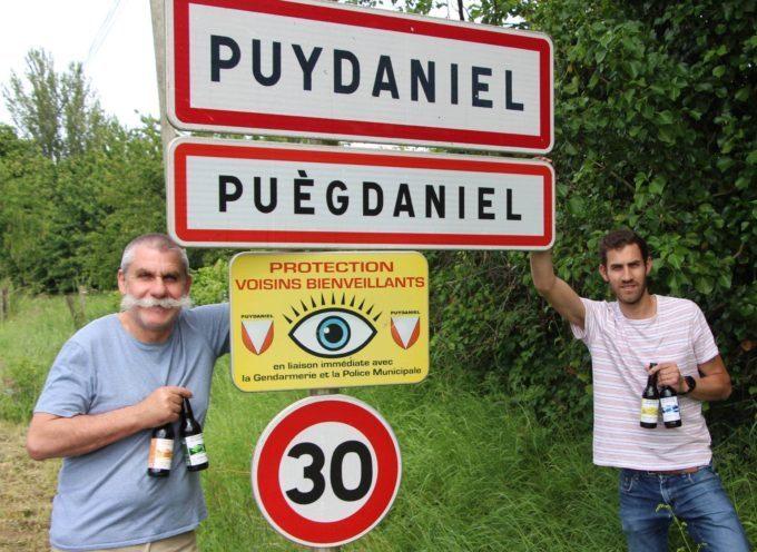 Une brasserie artisanale ouvre à Puydaniel