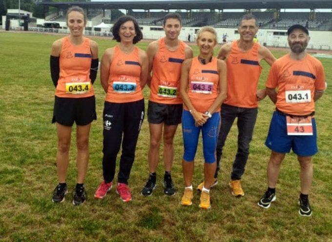Athlétisme : La belle reprise des compétitions pour l'ACM running club