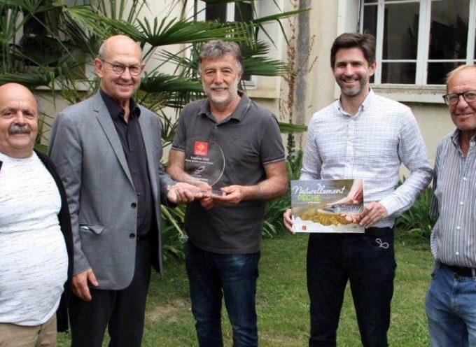 Montréjeau : Le trophée « pêche durable » pour l'AAPPMA
