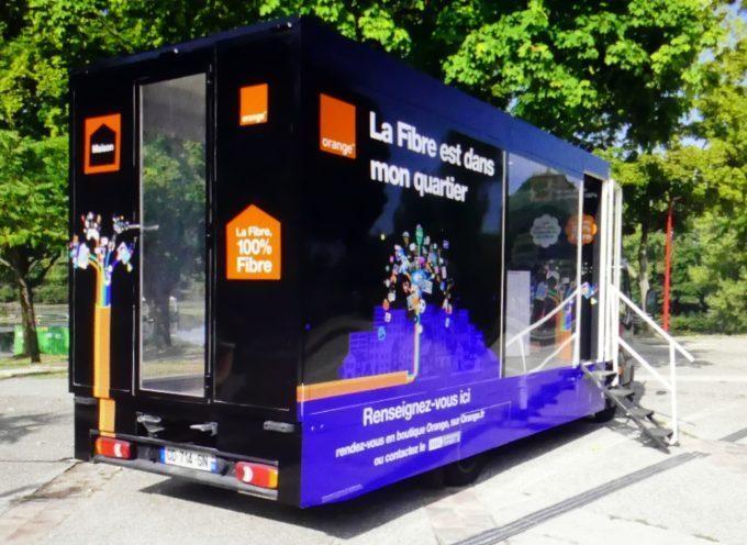 Lavernose-Lacasse : La fibre Orange est là !