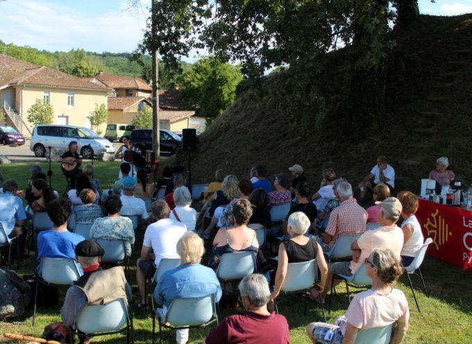 Saint-Plancard : Sur les chemins de Saint-Jean-des-Vignes
