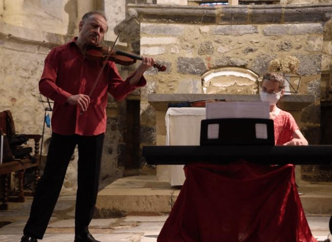 Valcabrère : Une belle soirée à la basilique Saint Just