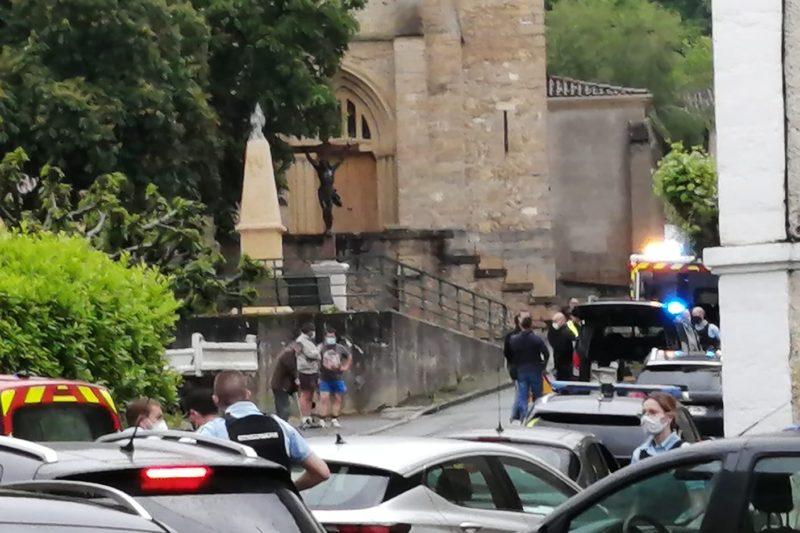 Abbattu à l'aide d'un fusil dans le centre de Saint Michel