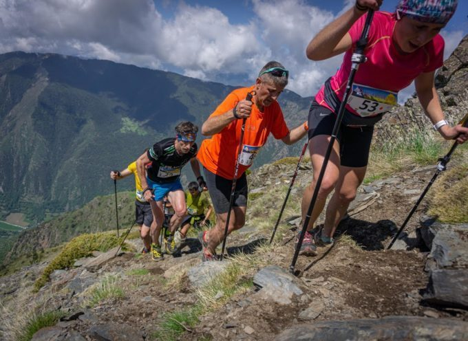Sky running, Eric Hannequin retrouve les sommets