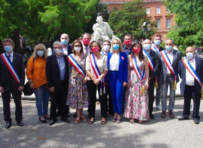 296 maires de Haute-Garonne soutiennent Carole Delga