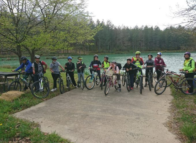 Cazères: 18 jeunes sont partis à vélo pour rejoindre Bordeaux!