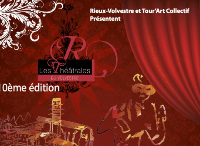 Dixième édition du festival «Les Théâtrales du Volvestre» Dimanche 8 août 2021