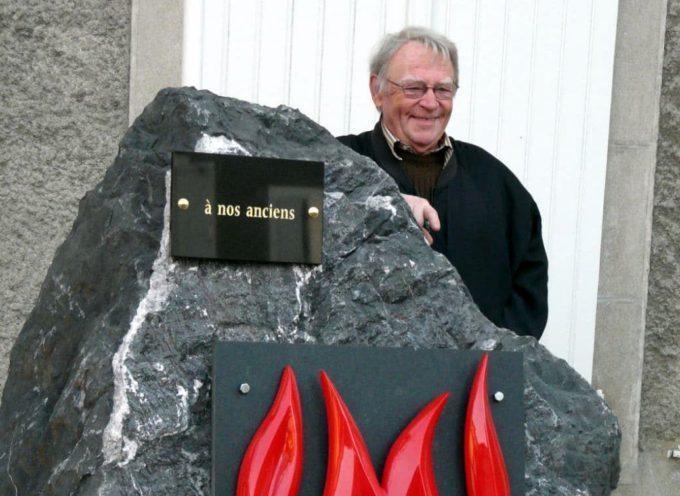 Montréjeau : Hommage des hommes du feu à Fred Andreuceti