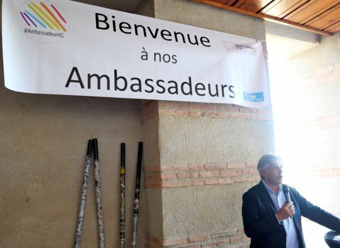 Département : Les Ambassadeurs de Haute-Garonne