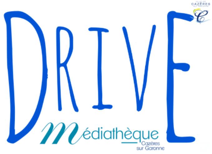 Le drive fait son retour à la médiathèque de Cazères