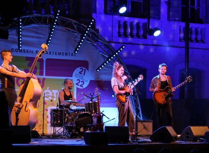 Montréjeau :  Concert de qualité de Julii Sharp