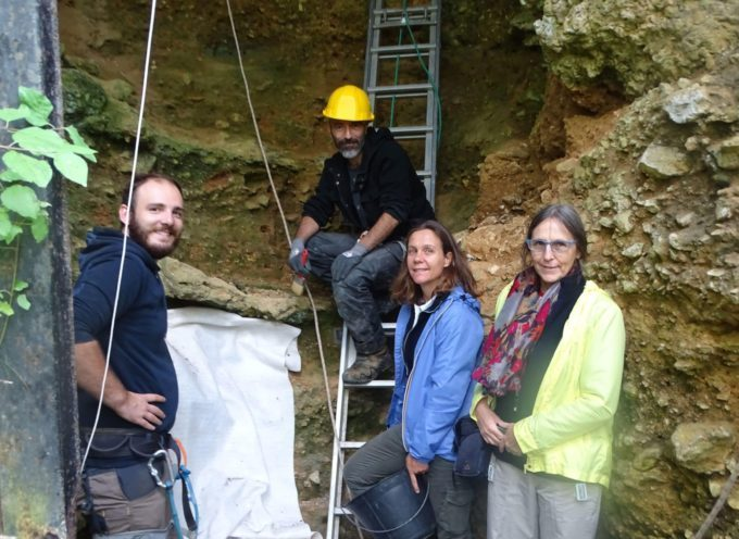 Montmaurin : Reprise des fouilles archéologiques dans la grotte de Coupe-Gorge