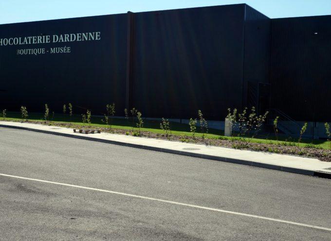 Ausson: La chocolaterie Dardenne ouvre sa boutique et son musée
