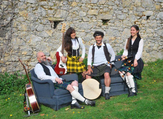 TALWEG à SAINT-MARTORY concert celtique/rock samedi 28 août