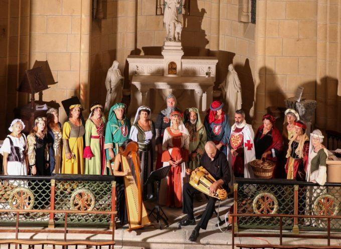 Labarthe-Inard : Le Chœur Florentina en tournée