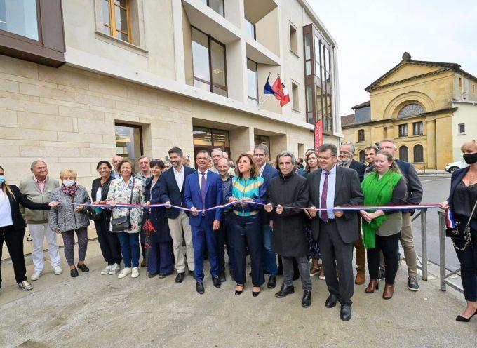 """Saint-Gaudens : Carole Delga inaugure la 17ème """"Maison de Ma Région"""""""