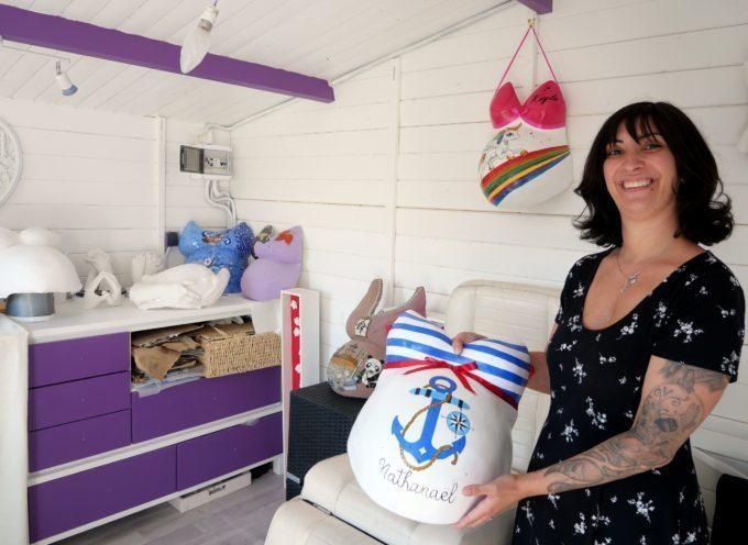 Montréjeau: La grossesse immortalisée et magnifiée