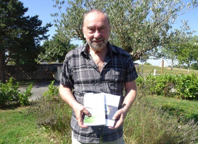 Au salon littéraire de Ciadoux, Gérald Quentin-Acar dévoilera son nouveau livre