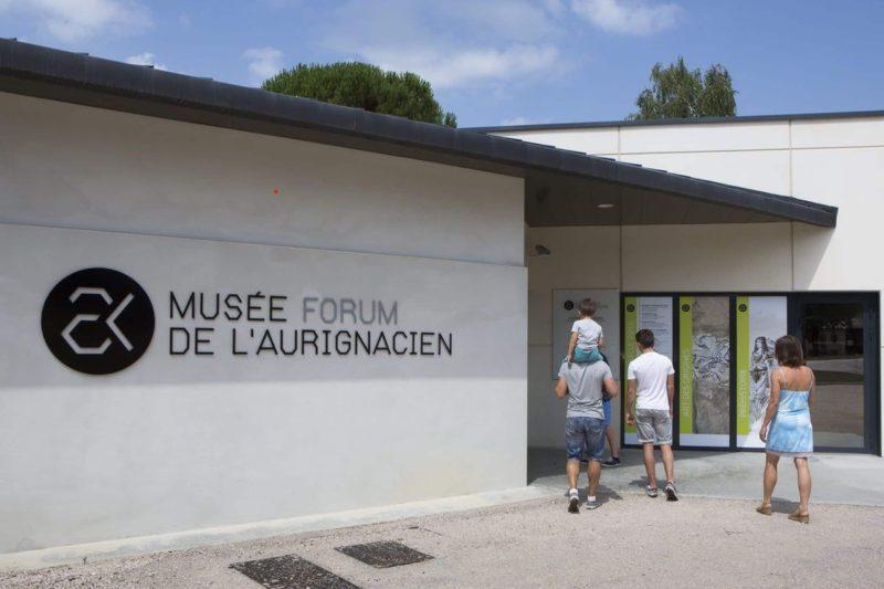 Nouveaux horaires au Musée de l'Aurignacien.