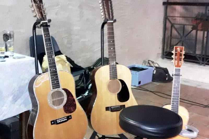 Une bourse départementale permet aux jeunes de suivre un enseignement musical.