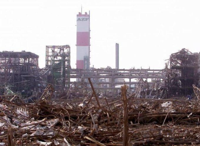 AZF, 20 ans après, retour sur l'explosion de l'usine AZF à Toulouse
