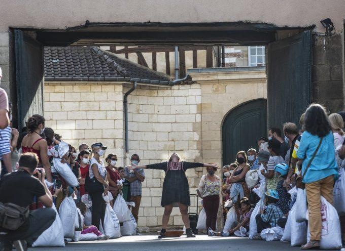 Blajan 3 octobre :  Pronomade(s) vous présente NENNA et sa première création (gratuit)