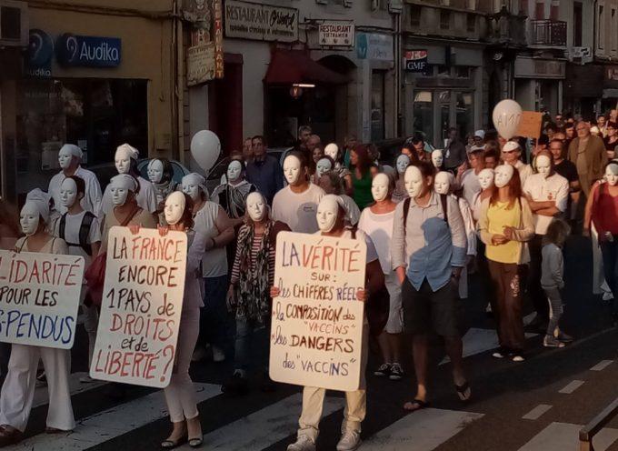 Manifestation des sans voix – Samedi 25 septembre à Saint-Gaudens
