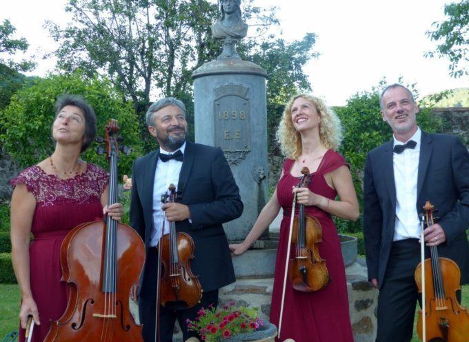 Carbonne : Concert du quatuor « Dolce Vita »