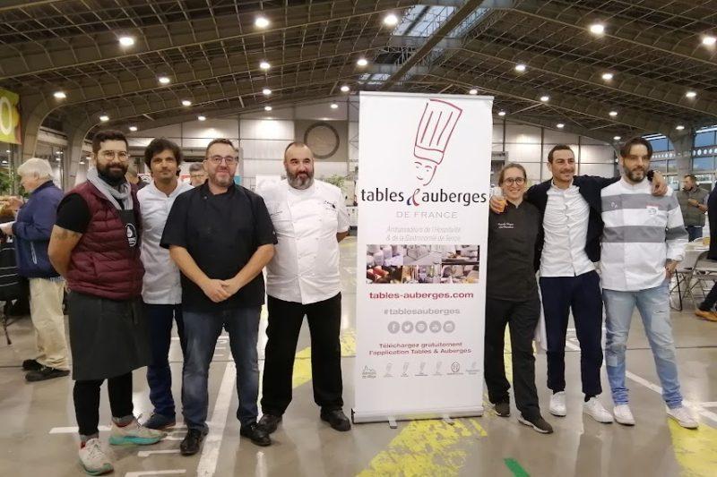 Les 7 chefs de la région Occitanie