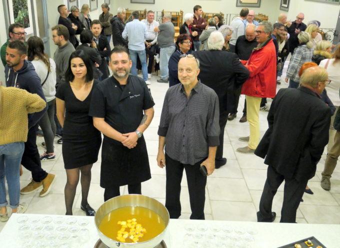 Montréjeau : L'Orangerie, une inauguration gourmande