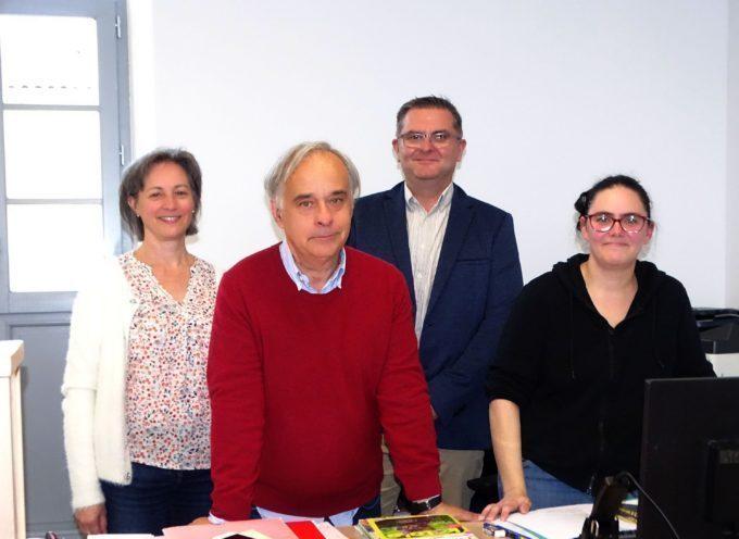 Boulogne-sur-Gesse : La médiathèque-ludothèque prend ses quartiers dans la Maison des services
