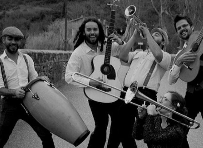Aurignac : Concert du groupe On y va à la Glissade, pour danser sur des airs de salsa